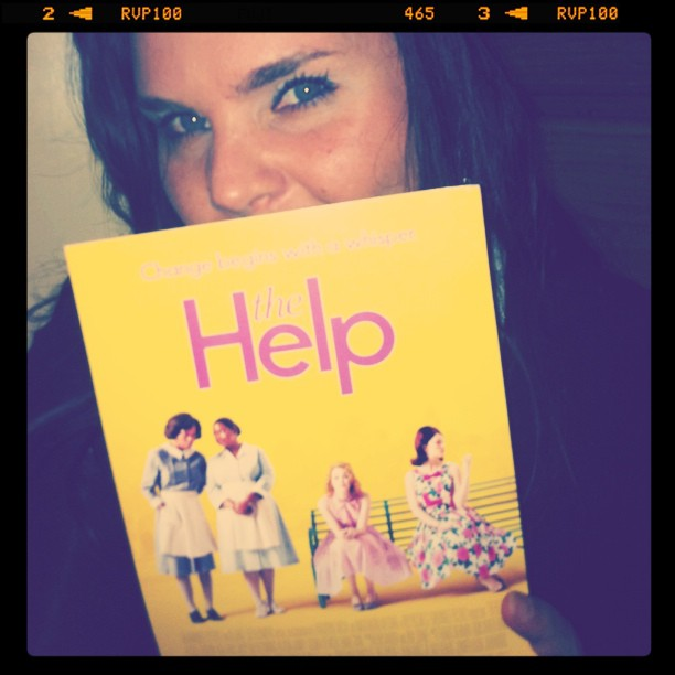 the help movie review ticket