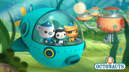 octonauts abc kids