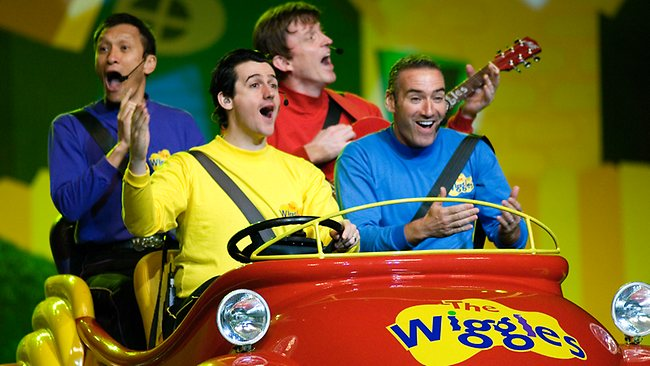 Kids Road Safety -- Interview with the wiggles