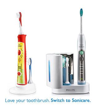 Philips Sonicare FlexCare Toothbrushes