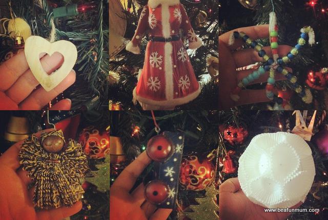 memories of the christmas tree-1