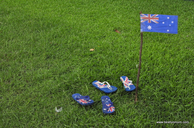 Australia Day Craft for Kids