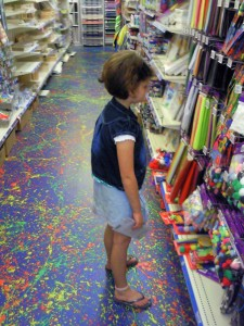 outings for kids -- craft shop
