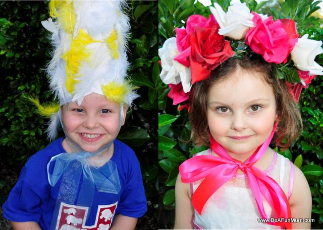 Easy Easter Bonnet Ideas Be A Fun Mum