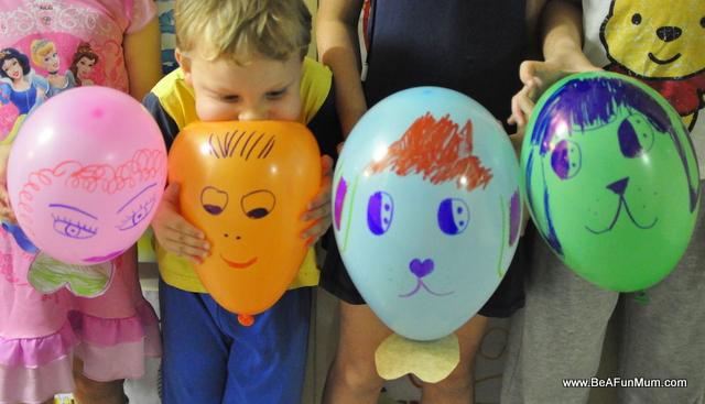 Balloon People - Be A Fun Mum
