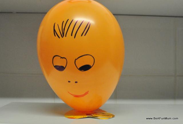 balloon people