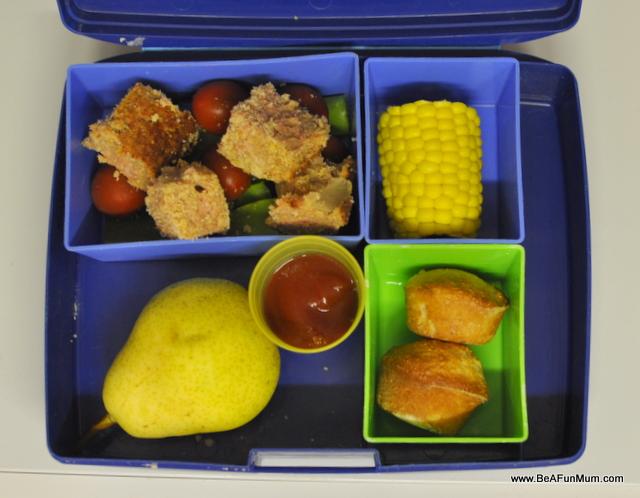 lunch box recipe ideas