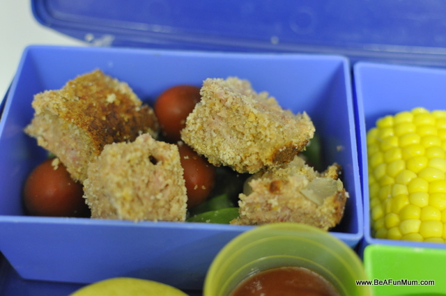 lunch box recipe ideas