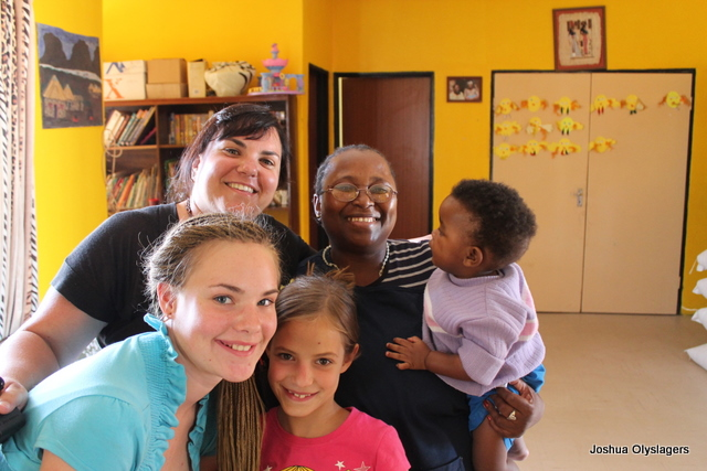 Me' Neo -- Orphanage in Lesotho