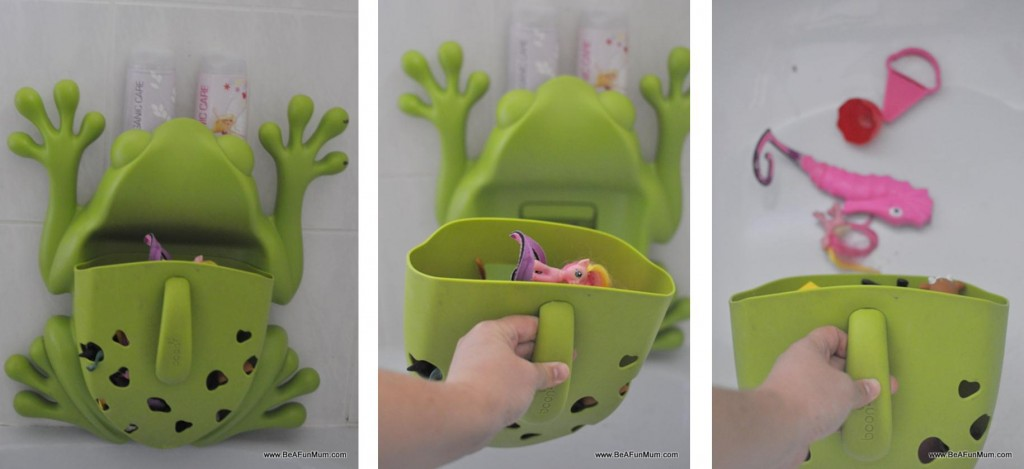 boon bath frog