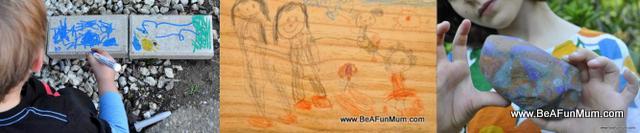 school holidays drawing activities