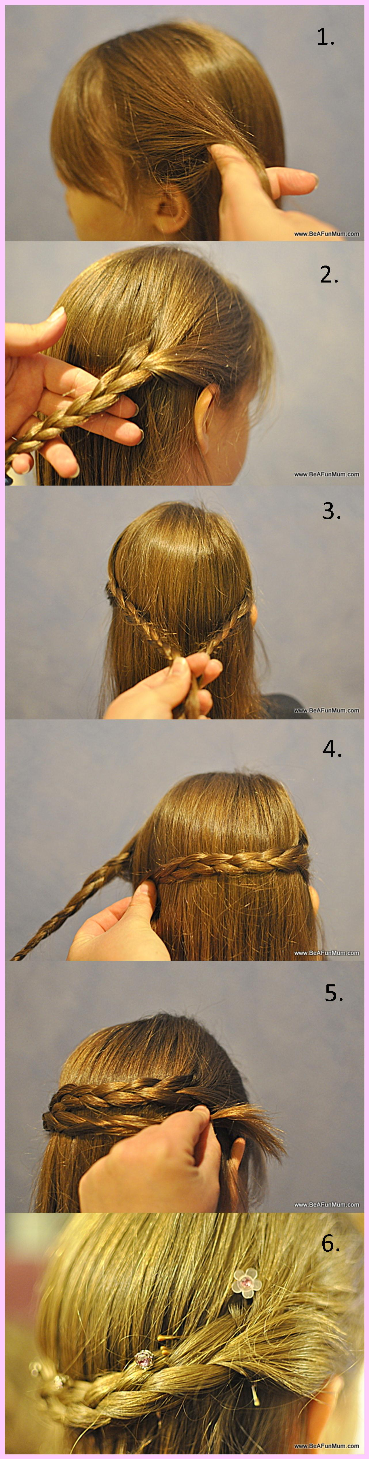 dakota fanning inspired hair tutorial from 2012 Met Ball