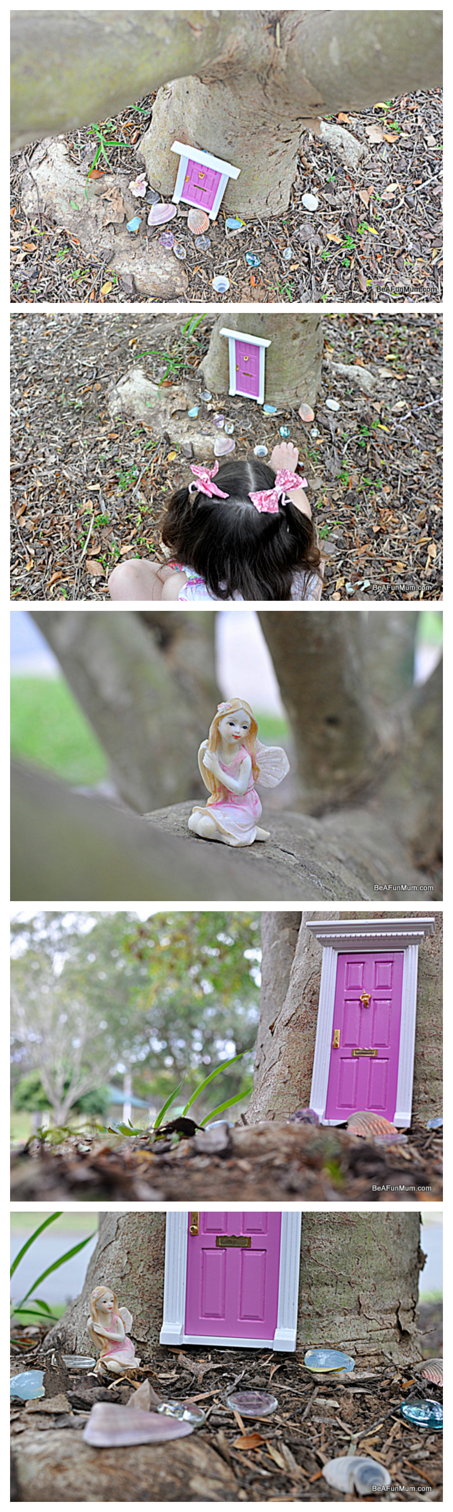 Fairy Door Outdoor Play Space