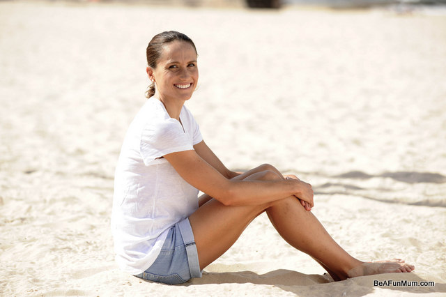 Olympic 2012 London Emma Moffatt Triathlete