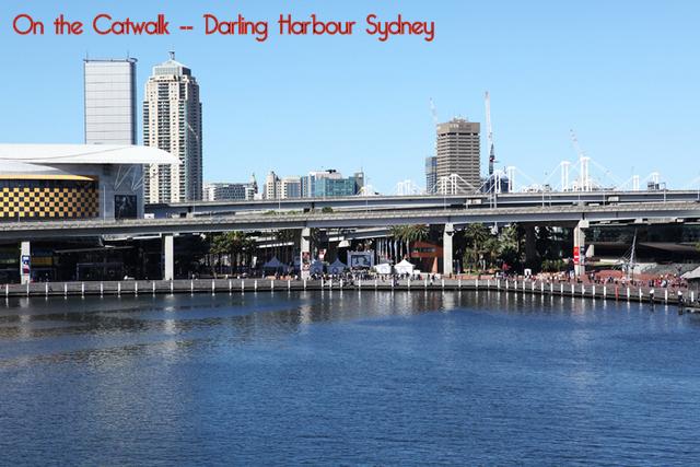 Ecco World's Longest Catwalk Sydney Darling Harbour -- hosted by Mia Freedman -- 24 August 2012