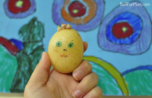 potato faces