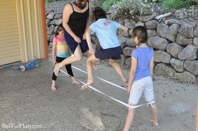 Backyard Games Elastics Be A Fun Mum