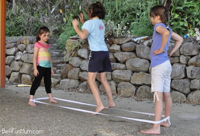elastics game