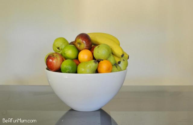big fruit bowl