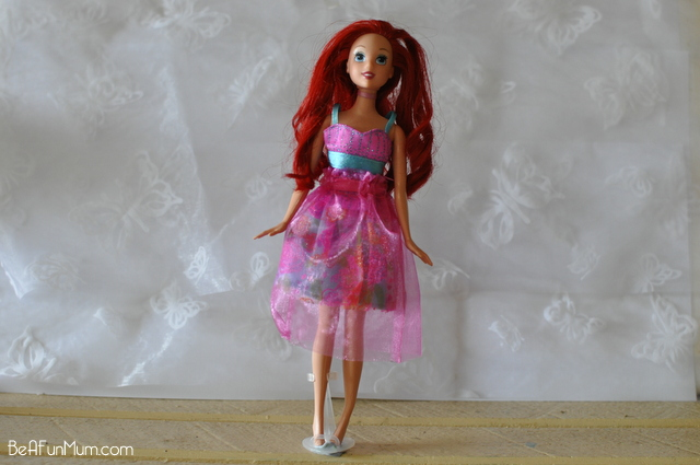 barbie skirt cothes make