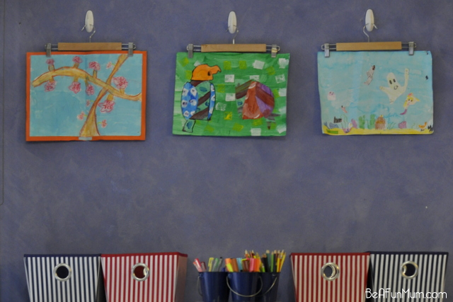 organising toys -- artwork