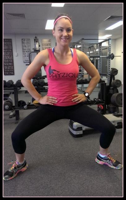 15 minute circuit -- squats