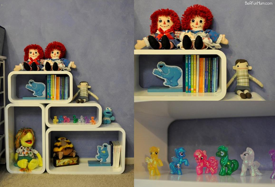 playroom organisation