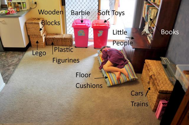 howards storage play room
