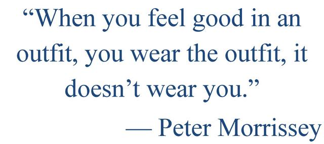 peter m quote