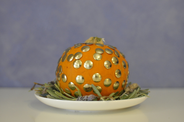 non-carving pumpkin idea