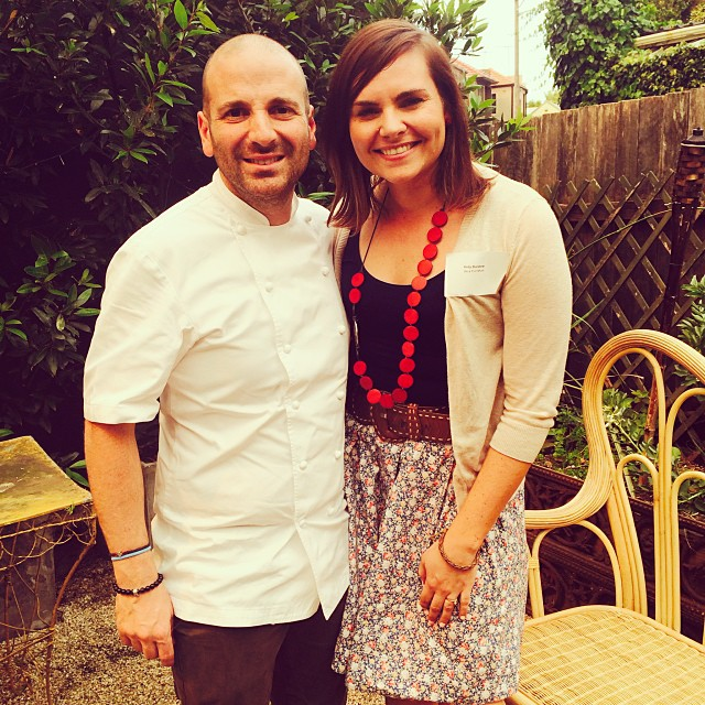 George Calombaris - Mastherchef - Morning Fresh ambassador