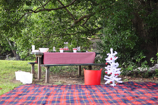 Christmas Picnic amp Other Outdoor Decoration Ideas Be A Fun Mum