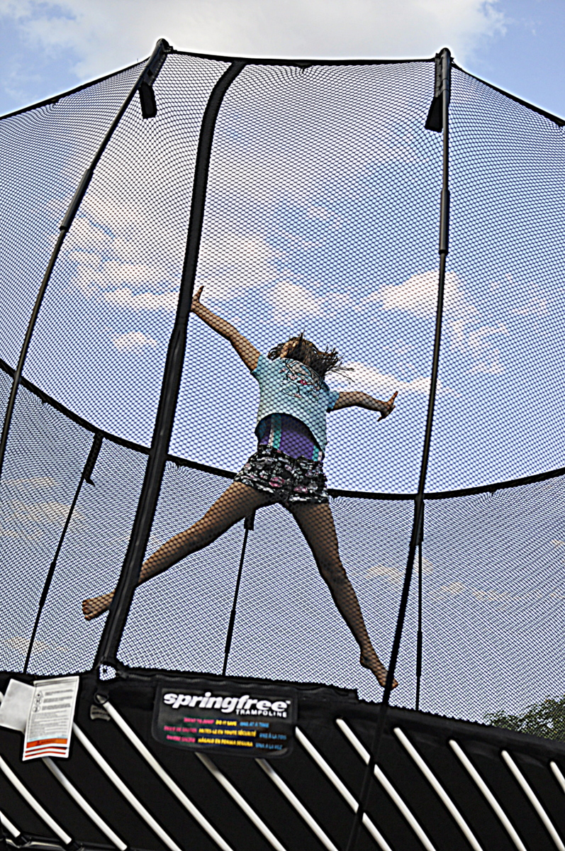 Springfree Trampoline Review