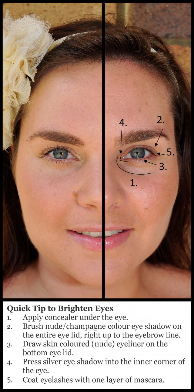 how to brighten eyes with make up beafunmum.com
