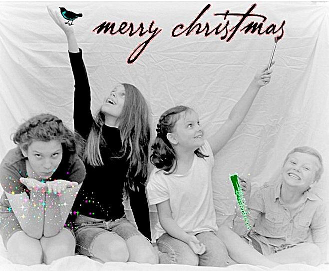 Photo Christmas Card Ideaa