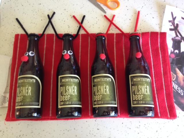 Beer Reindeer