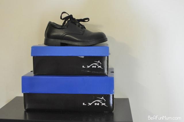 idea on using empty shoe box