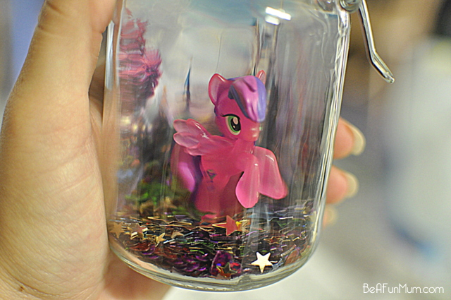 Pony in a Jar - cute Party Favour for a Pony Party