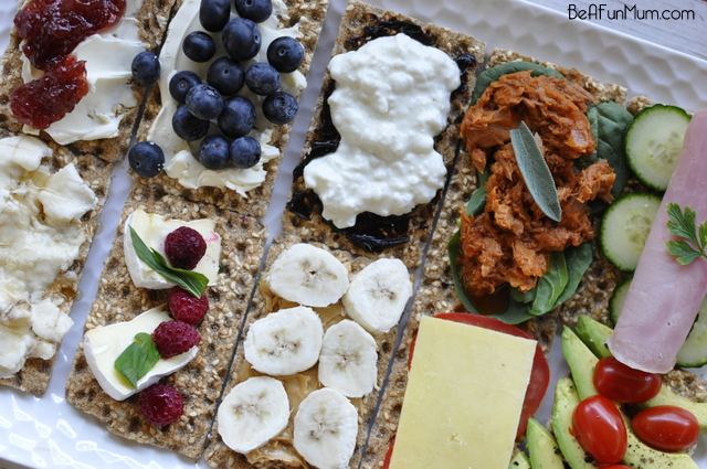 ryvita snack ideas