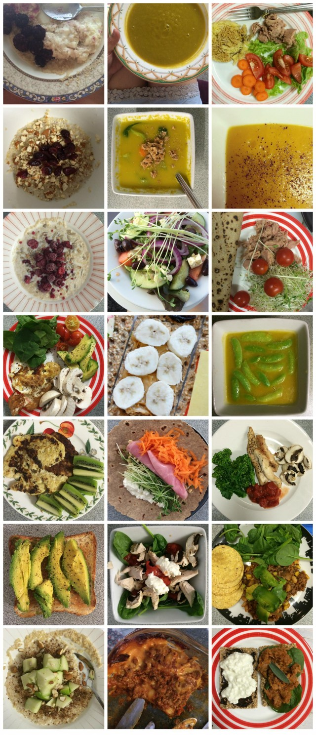 clean eating - week 5