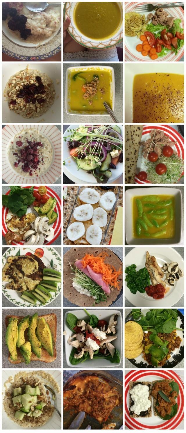 clean eating - week 5