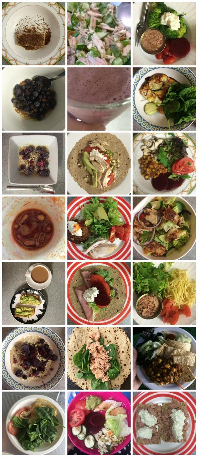 Clean eating - week 6