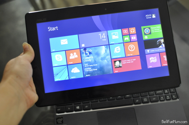 ASUS Transformer Book T100T Review
