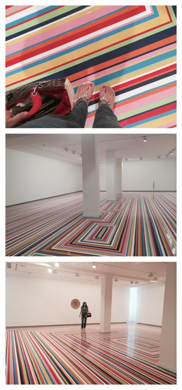 tape floors
