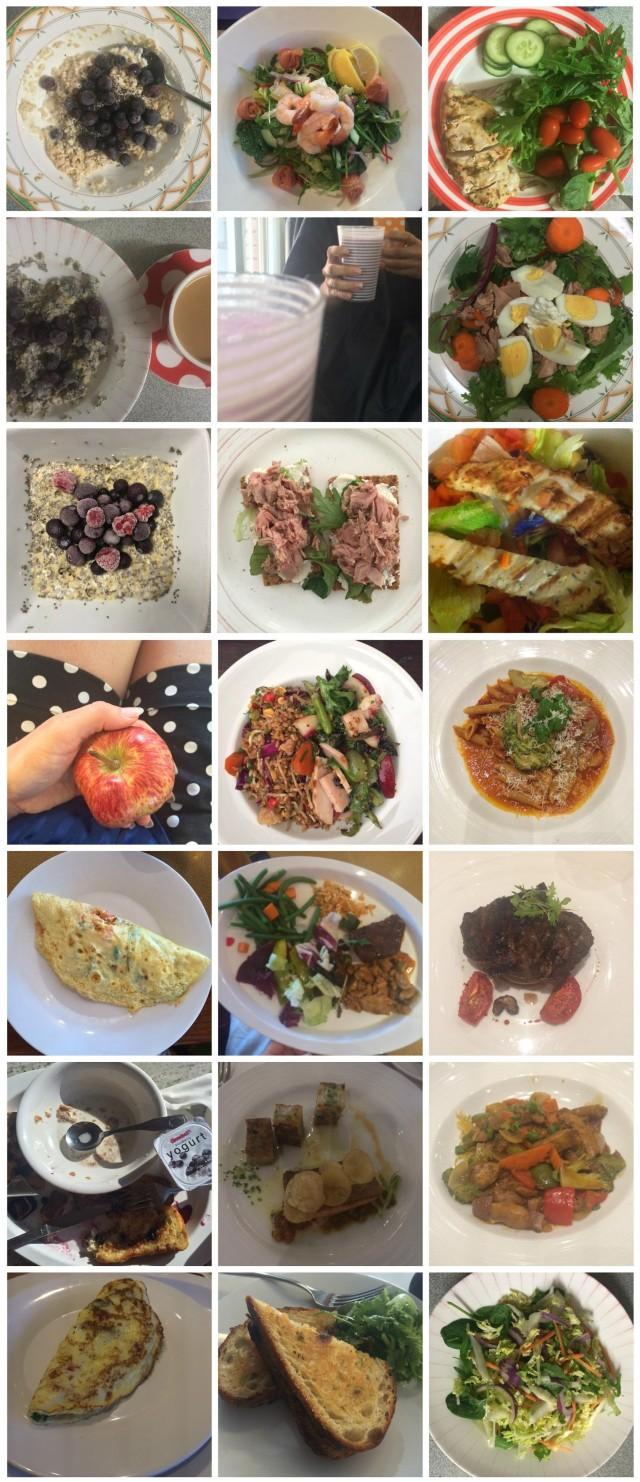 Clean-er eating - week 10