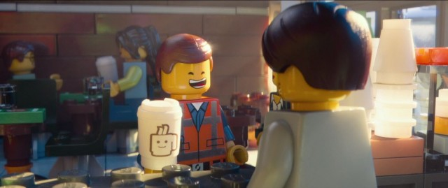 overpriced coffee anyone? Awesome - The Lego Movie