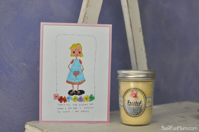 Mother's Day Card Printable - colour in