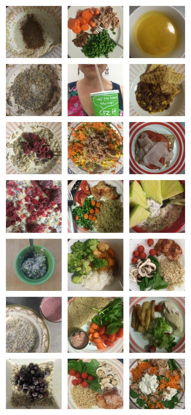week 11 - cleaner eating