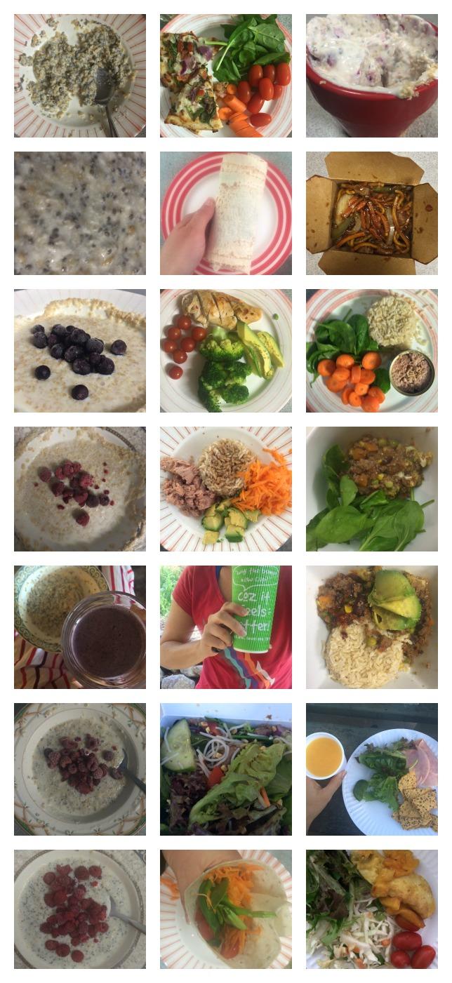 week 12 -   clean-er Eating