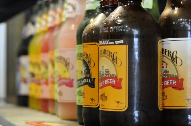 Bundaberg Brewed Drinks - Bundaberg